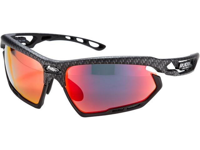 Rudy Project Fotonyk Gafas, negro/rojo